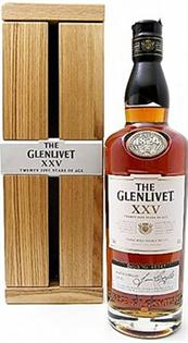 The Glenlivet Scotch Single Malt XXV 750ml